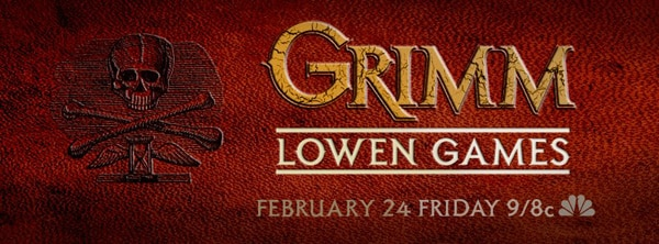 The Lowen Games on NBC's Grimm