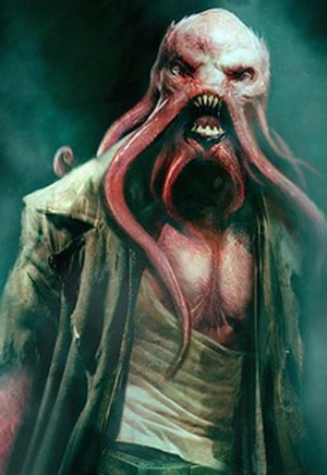 First Grimm Season 4 Wesen Revealed; See the Concept Art for Octo-Man