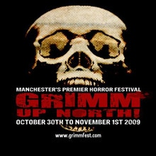 Grimm Up North Horror Festival in Manchester, England