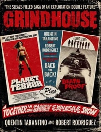 Gindhouse: The Sleaze-Filled Saga of an Exploitation Double Feature review (click to see it bigger)!