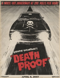 Death Proof poster (click to see it bigger!)