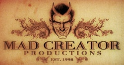Gris Grimly's Mad Creator Productions