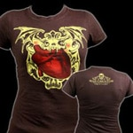 Gris Grimly's new vampire t-shirt line (click to see it bigger!)