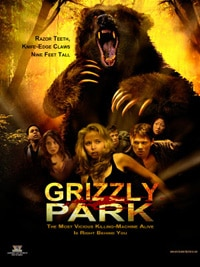 Non-official poster for the Grizzly Park
