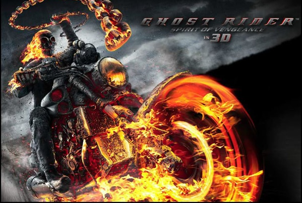 Official Ghost Rider: Spirit of Vengeance Website Now Open