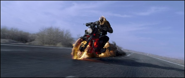 New Ghost Rider: Spirit of Vengeance Stills to Keep You Warm (click for larger image)