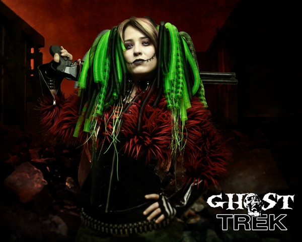 Get to Know Ghost Trek - Webisodes Coming to Dread Central Starting Next Week