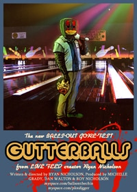 Gutterballs DVD (click for larger image)