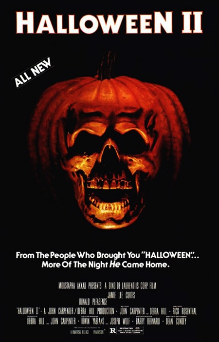 A Look Back at Halloween II - More of the Night HE Came Home