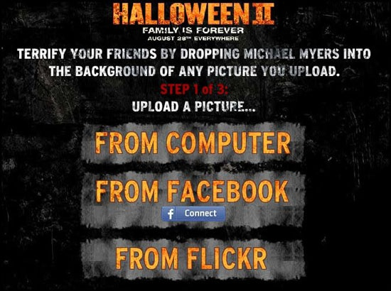 Halloween 2: Share Myers with Your Friends