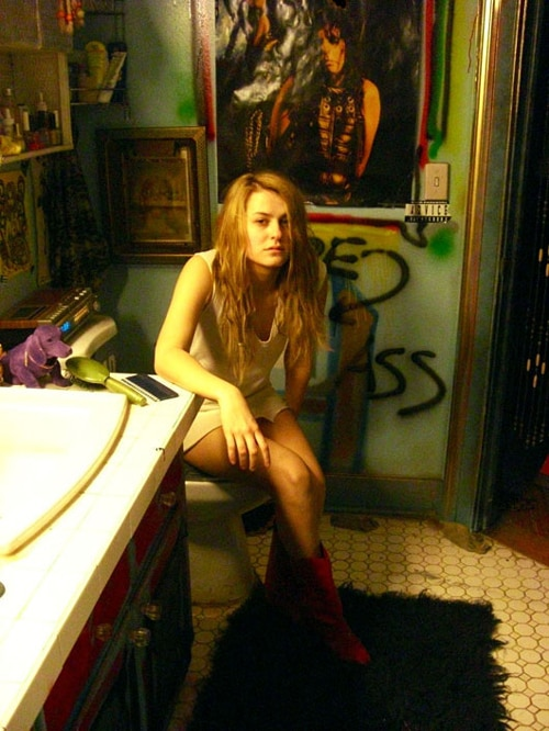 Scout Taylor-Compton as Laurie Strode in Rob Zombie's Halloween 2