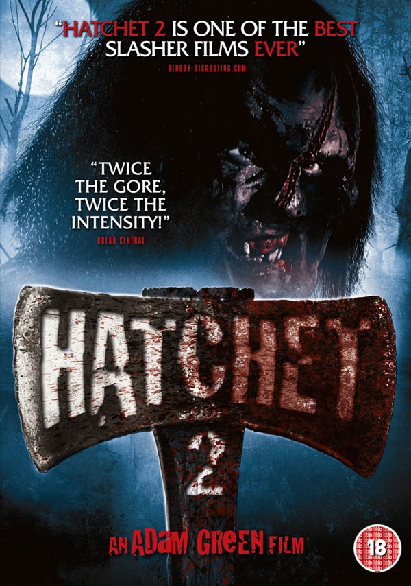 Hatchet 2 Heading to UK Blu-ray and DVD this August