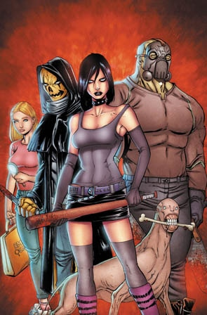 Hack/Slash Comic Returns with All-New Ongoing Series
