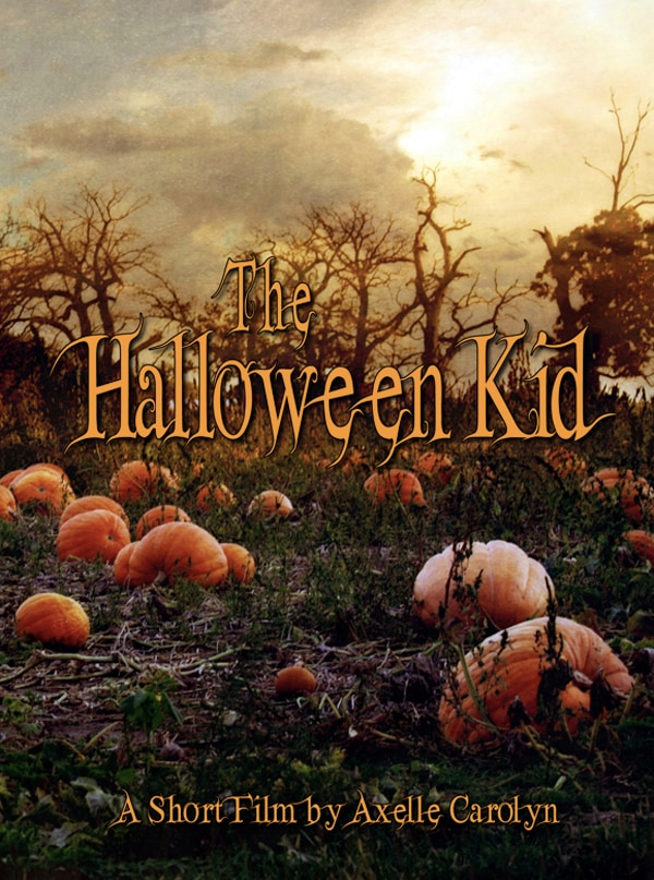 Early Concept Art and One-Sheet: Axelle Carolyn's The Halloween Kid