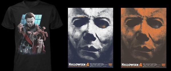 halloween t 2 - Our Favorite Holiday Comes Early with Fright Rags' Halloween Shirts and Posters!