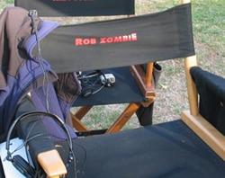 Zombie's butt was once in this chair!