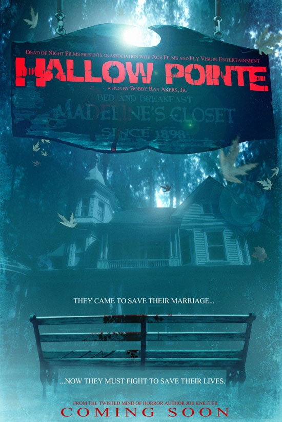 hallowp - First News / Cast: Joe Knetter's Hallow Pointe