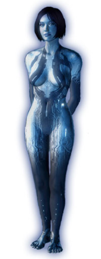 halomac2 - Exclusive Interview: Motion Capture Actress Mackenzie Mason (Cortana) Talks Halo 4