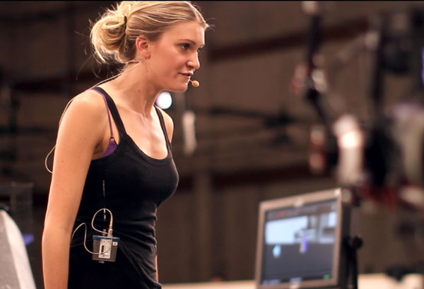halomac5 - Exclusive Interview: Motion Capture Actress Mackenzie Mason (Cortana) Talks Halo 4