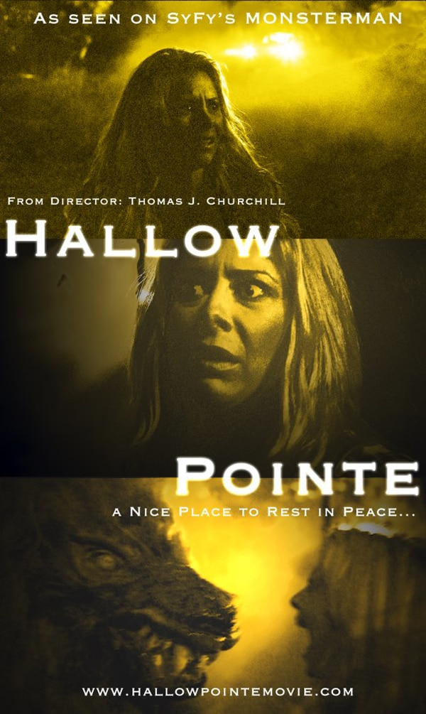 Take a Bite Out of the New Trailer and Teaser Poster for Hallow Pointe