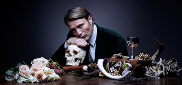 Colorful Behind-the-Scenes Image from NBC's Hannibal