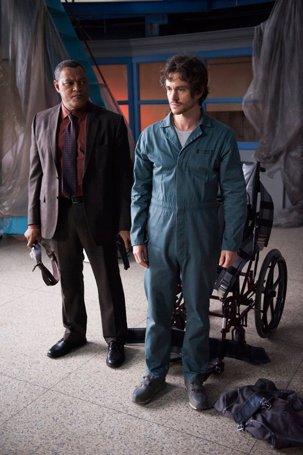 hannibal205h - Reach Your Breaking Point with the Preview and a Few Stills from Hannibal Episode 2.05 - Mukozuke