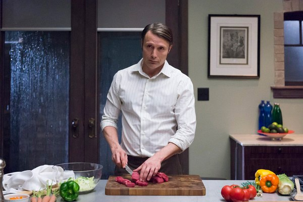 The Trap Is Set in these Photos and Preview of Hannibal Episode 2.13 - Mizumono; Three New Post Mortem Videos