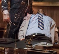 New Still and Clip from Hannibal Episode 1.10 - Buffet Froid