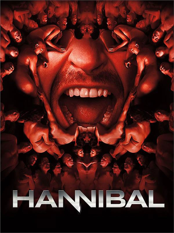 Embrace the Madness with this New Hannibal Promo Poster