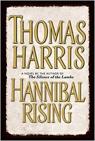 Hannibal Rising book