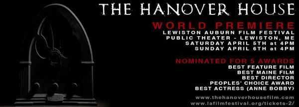 First Details and Premiere Info for Corey Norman's The Hanover House