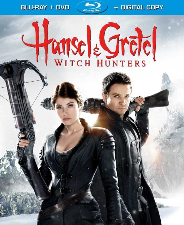 hansel and gretel witch hunters blu ray - Check Out the Red Band Trailer for Hansel and Gretel: Witch Hunters Unrated!