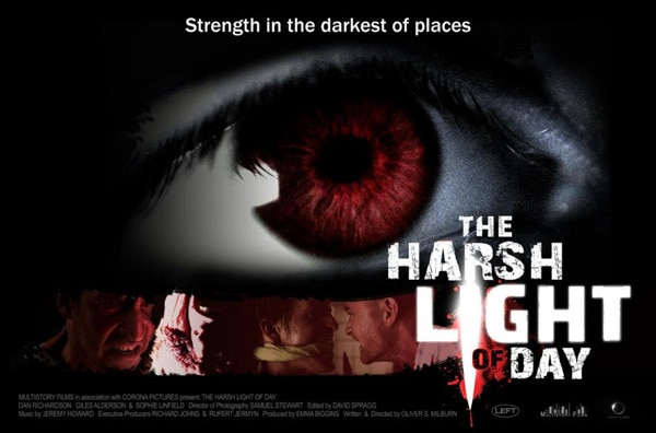 Rise and Shine for The Harsh Light of Day Trailer
