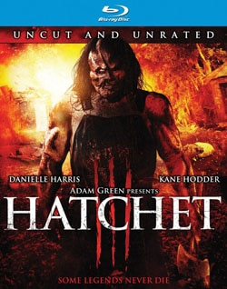 Hatchet III (Blu-ray / DVD)