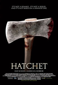 Hatchet Q&A with Adam Green at Fantasia 2007!