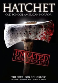 Hatchet DVD review!