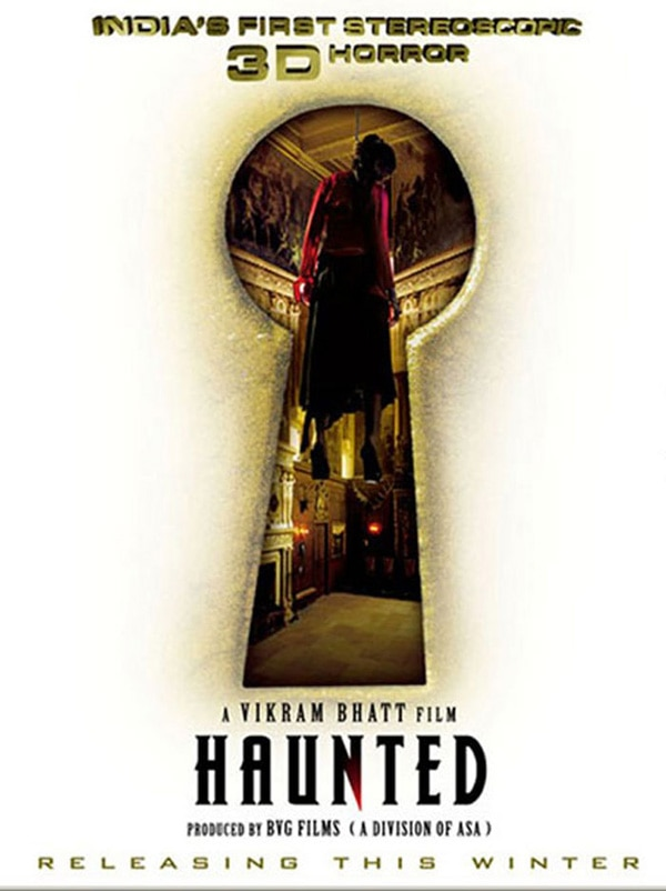 Bollywood Screams in Haunted 3D
