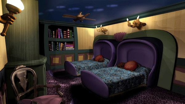 Want to Spend a Night in Disney's Haunted Mansion? How About a Weekend?