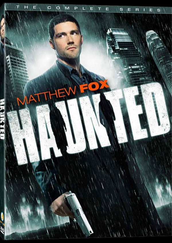 Haunted: The Series Starring Lost's Matthew Fox FINALLY Hits DVD
