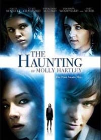 The Haunting of Molly Hartley DVD!
