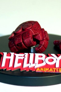 Hellboy Animated figures from Gentle Giant (click for larger image)