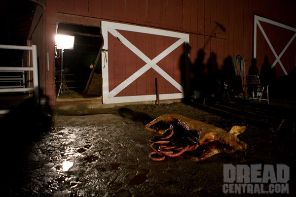 Exclusive Set Visit and First Images: Chris Ackerman's Hell's Belles