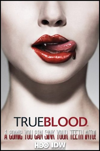HBO & IDW Launch Official True Blood Comic Book Series