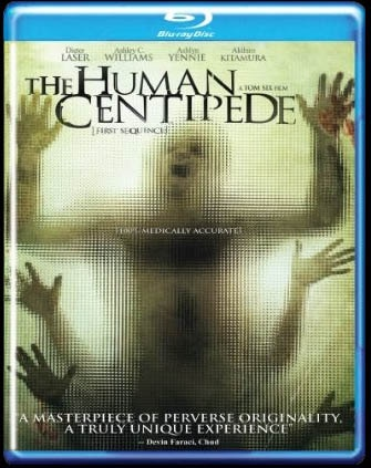 The Human Centipede (First Sequence) Officially Slithering its Way Home