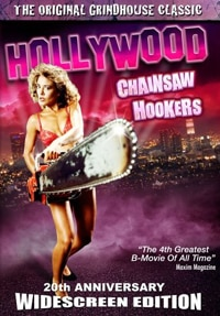 Hollywood Chainsaw Hookers DVD review (click for larger image)