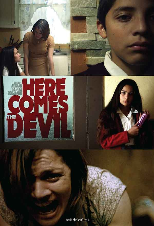 San Diego Comic-Con 2012: Two New One-Sheets for Here Comes the Devil