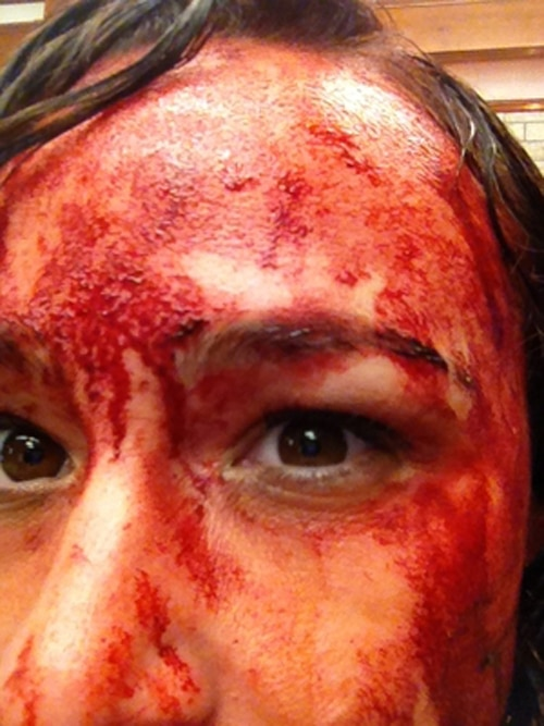 Danelle Harris Takes You Behind-the-Scenes of Hatchet 3