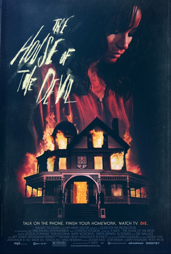 House of the Devil One-Sheet