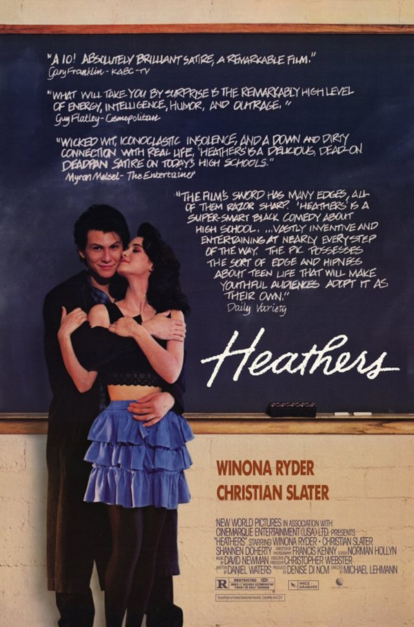 Heathers Heading to TV