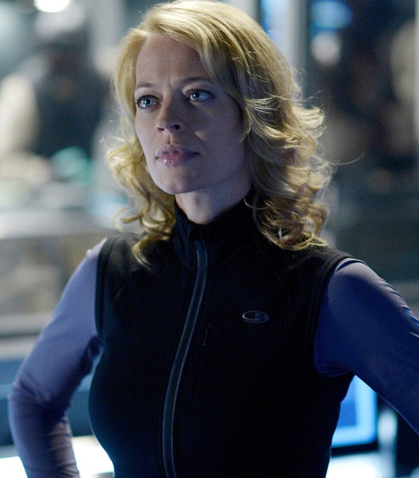 Helix Q&A: Guest Star Jeri Ryan and Showrunner Steve Maeda Talk Forthcoming Answers, Upping the Gore, Season 2, and Lots More
